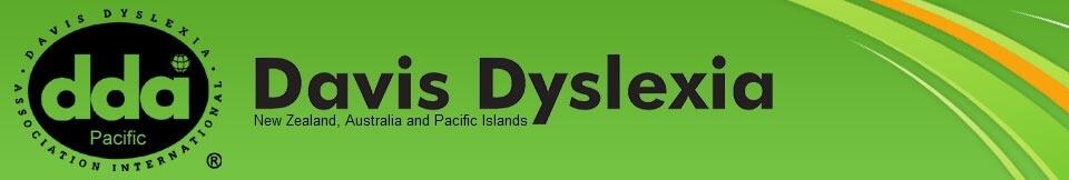 Davis Dyslexia Association - Pacific
