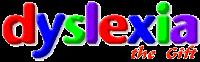 dyslexia the gift logo